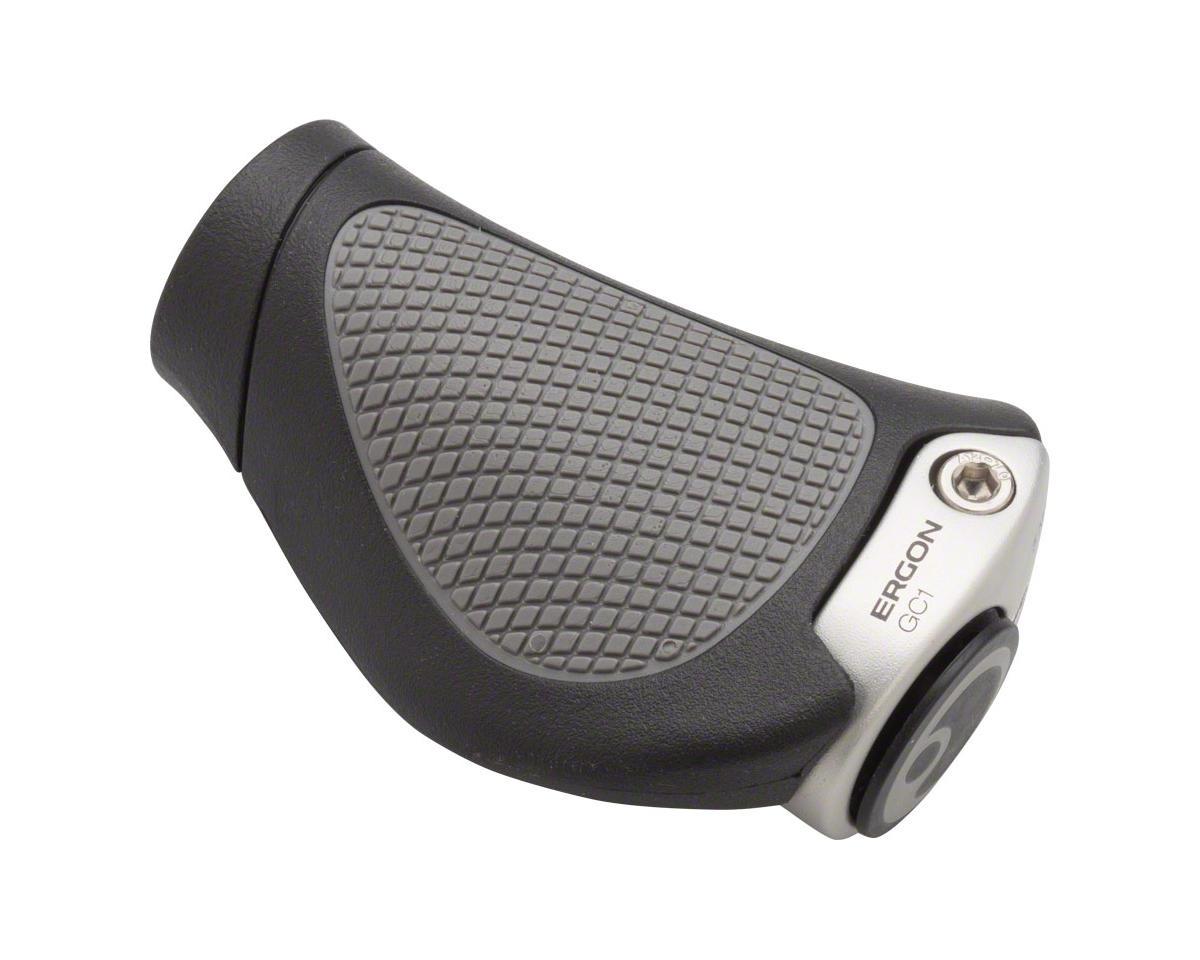 New Ergon GC1 Rohloff//Nexus Grips Black//Tan