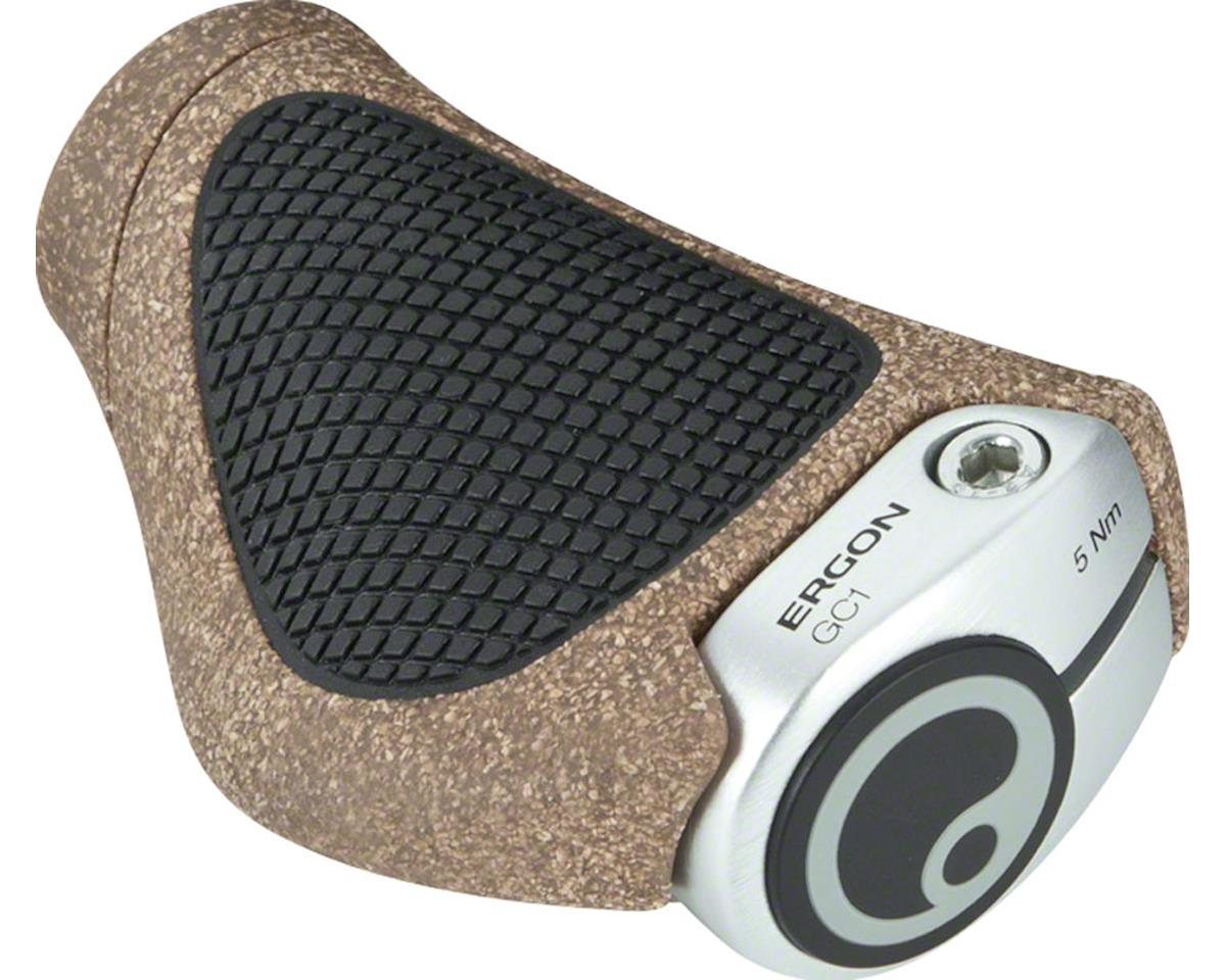 Ergon GC1 Rohloff/Nexus Grips (Black/Tan)