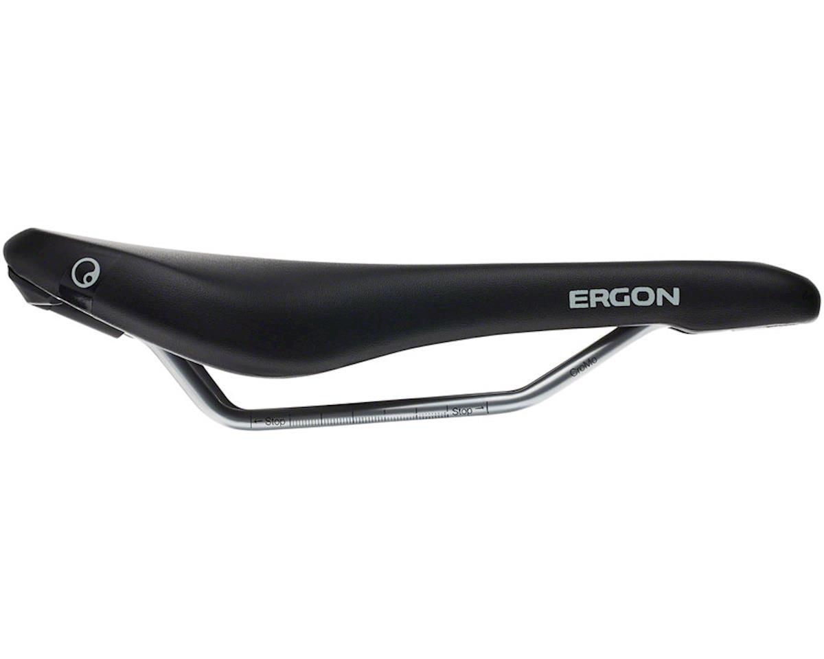 Ergon SM Womens Saddle (Black) (Small/Medium)