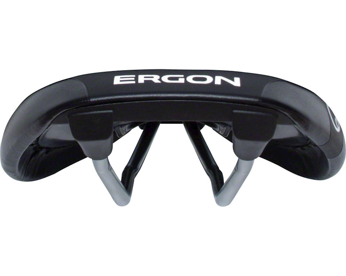 Ergon SMC4-L Sport Gel Saddle (Black) (Large)