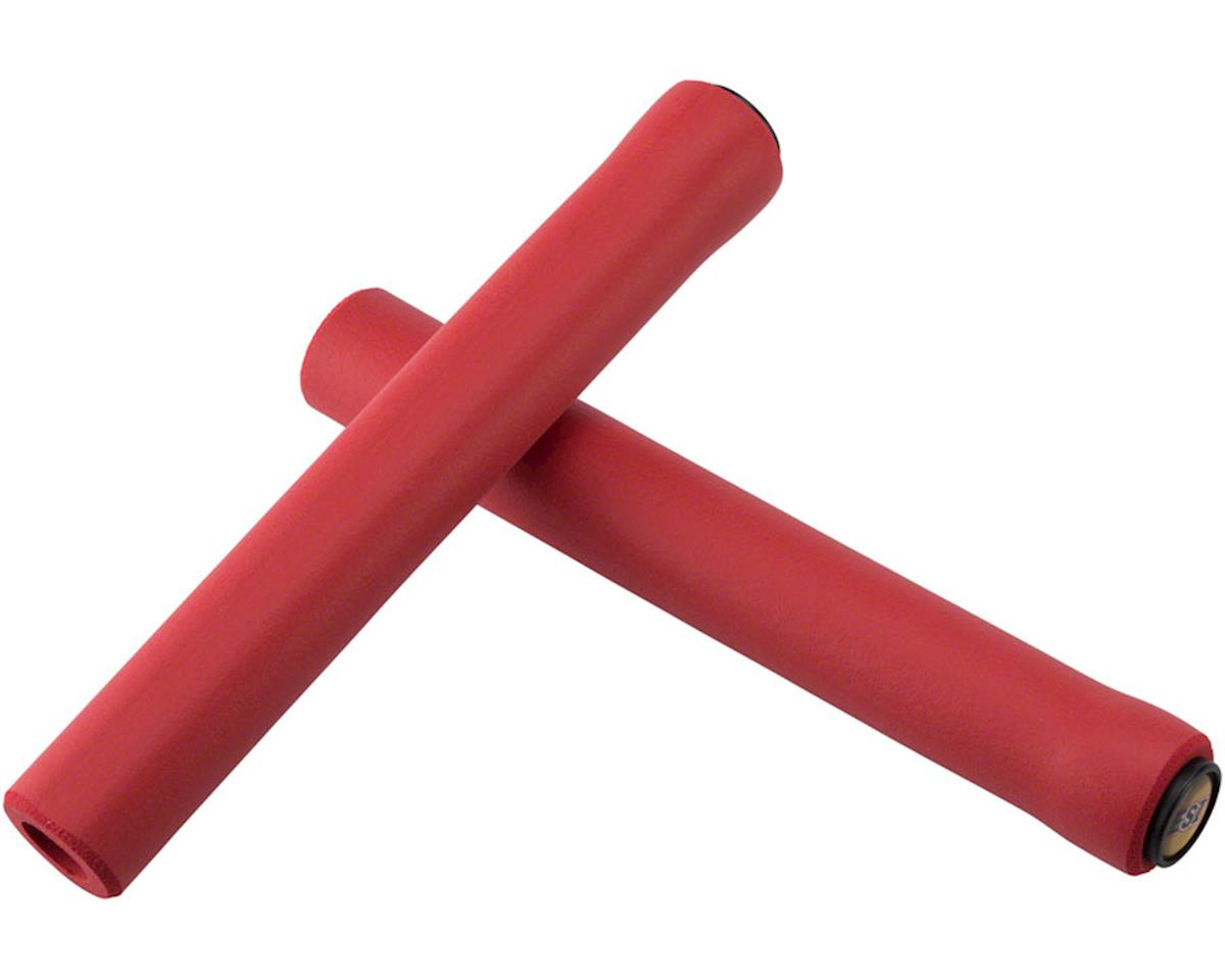 "Image 1 for ESI Grips ESI XXL 8.25"" Chunky Grips (Red)"