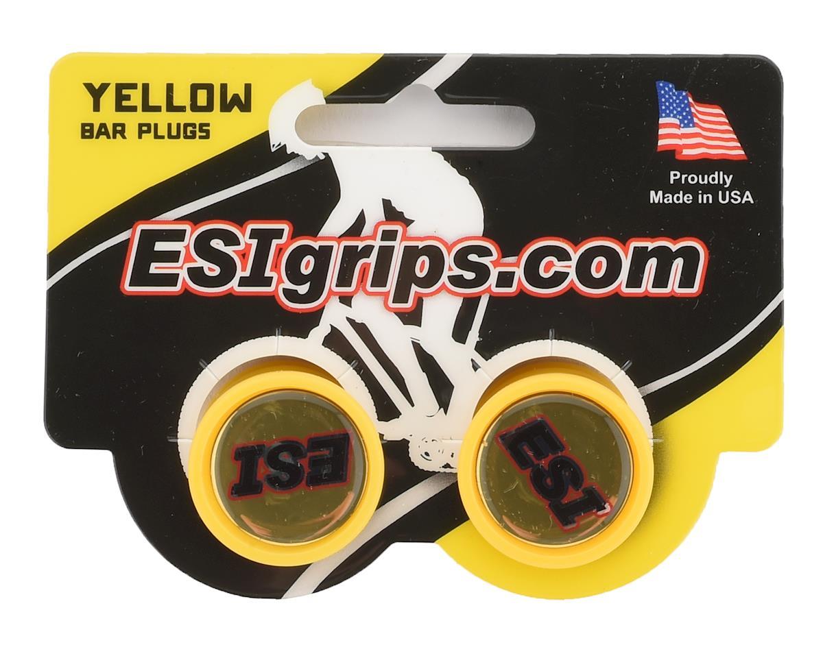 Esi Grips ESI Bar Plug (Yellow)