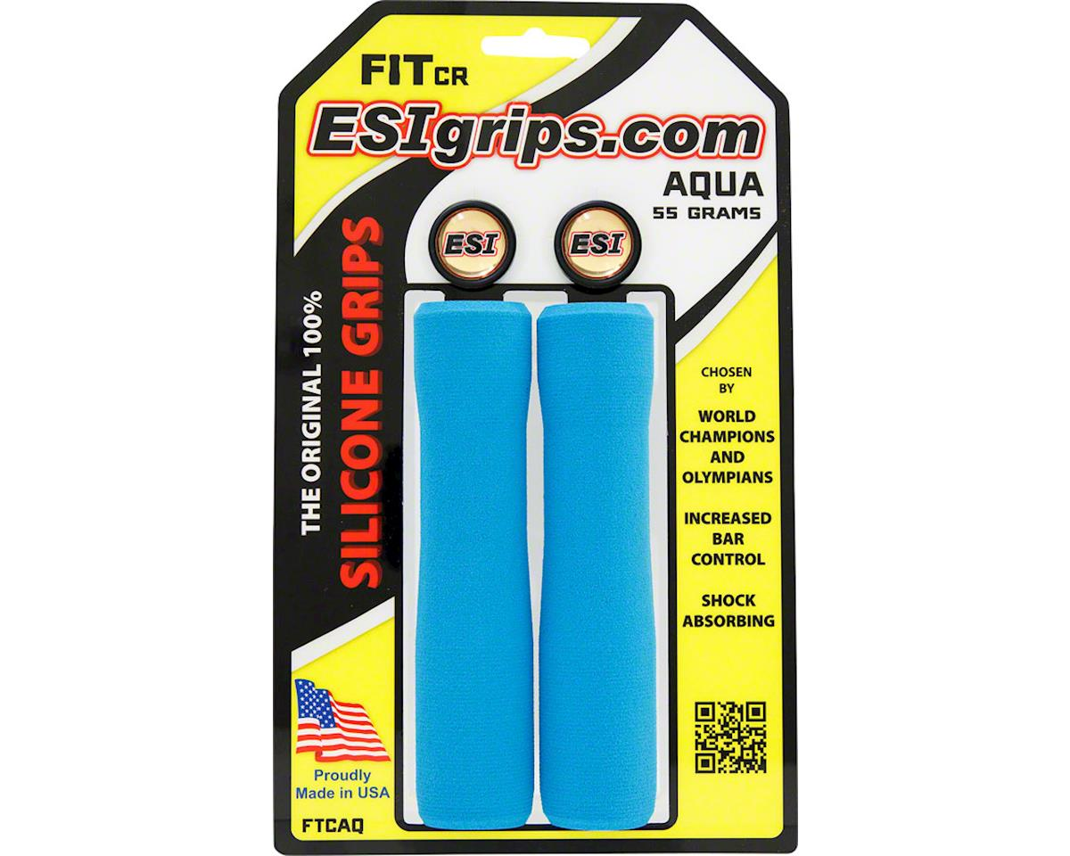 Esi Grips ESI FIT CR Grips (Aqua)