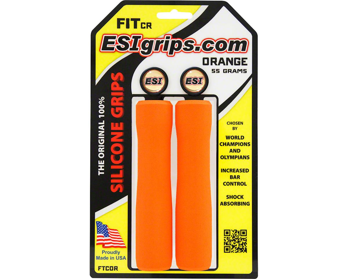 ESI FIT CR Grips (Orange)
