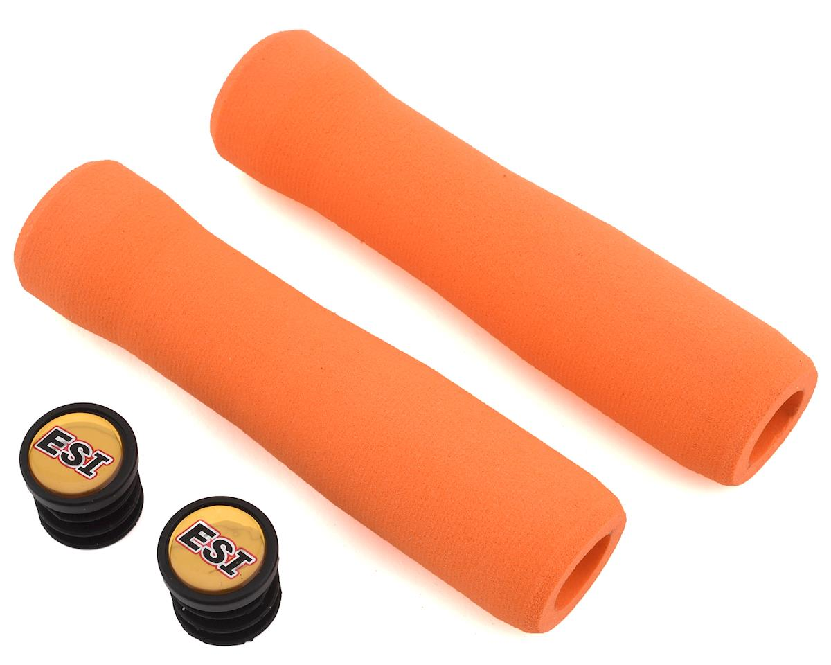 ESI Fit Xc Handle Bar Tape Grips 130mm Red