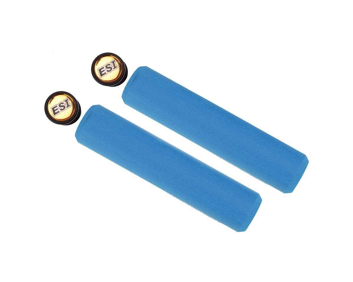 Esi Grips Chunky Silicone Grips (Aqua) (32mm)