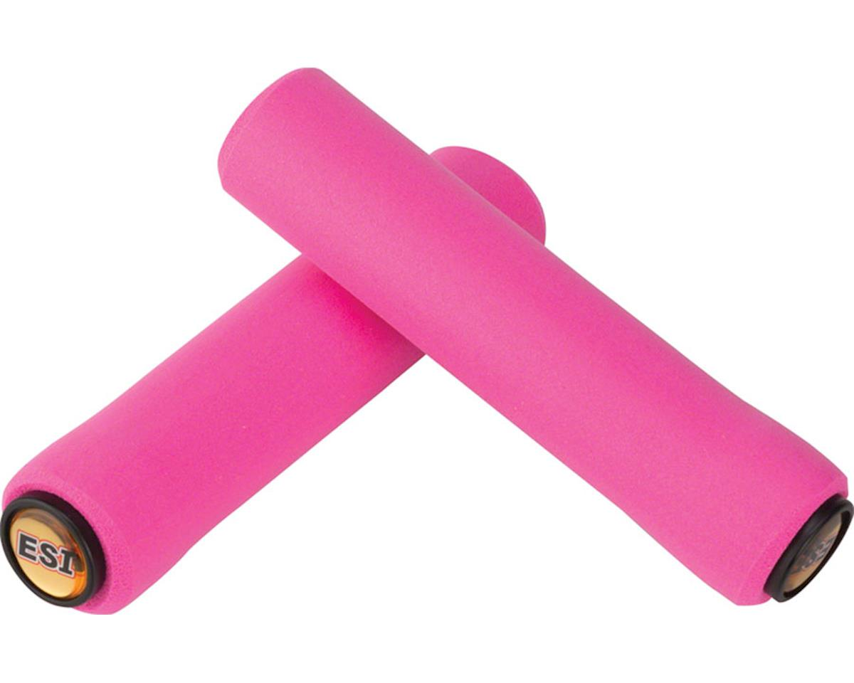 Esi Grips Chunky Silicone Grips (Pink) (32mm)