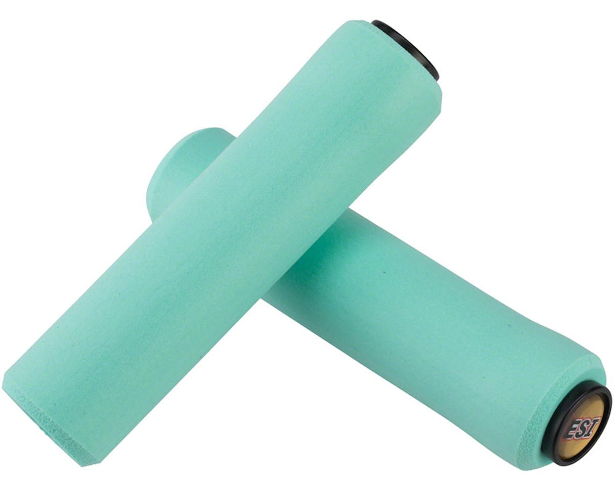 Limited Edition Racer's Edge Silicone Grips (Seafoam Green) (30mm)