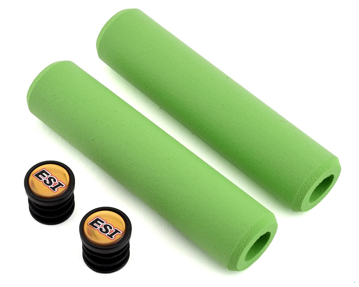 Esi Grips Extra Chunky Silicone Grips (Green) (34mm)