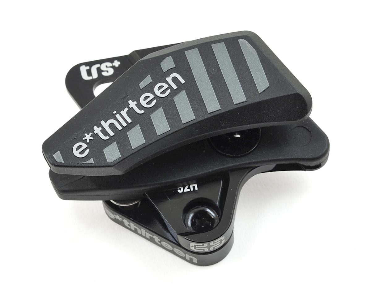 E*Thirteen TRS+ E-Type Chain Guide w/ Compact Slider (Black) (28-38T)