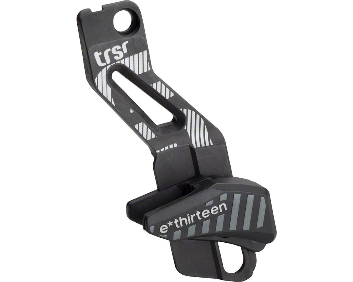E*Thirteen TRSr High Direct Mount Carbon Chain Guide w/ Compact Slider (Black)