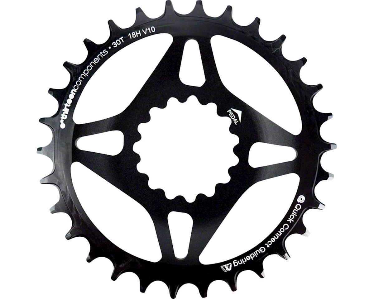 E*Thirteen Direct Mount M Profile 28T Narrow Wide Boost Chainring (Black)
