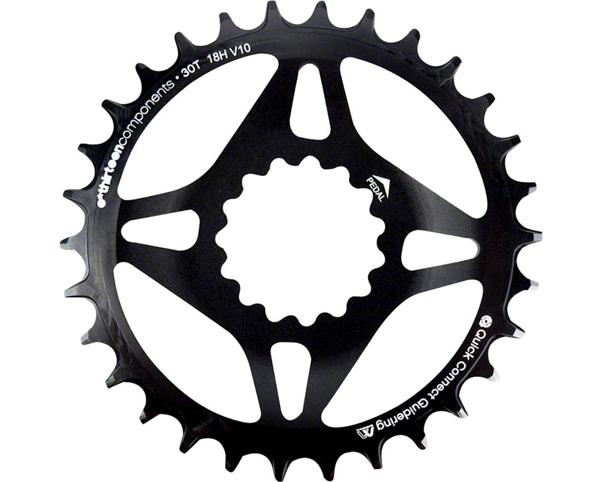 E*Thirteen Direct Mount M Profile 32T Narrow Wide Boost Chainring (Black)