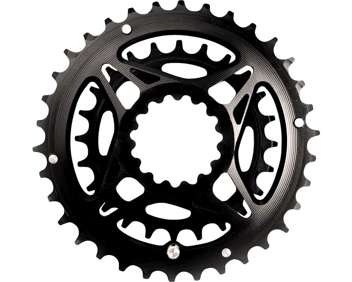 E*Thirteen Direct Mount Shiftring Set (Black) (24-34T)
