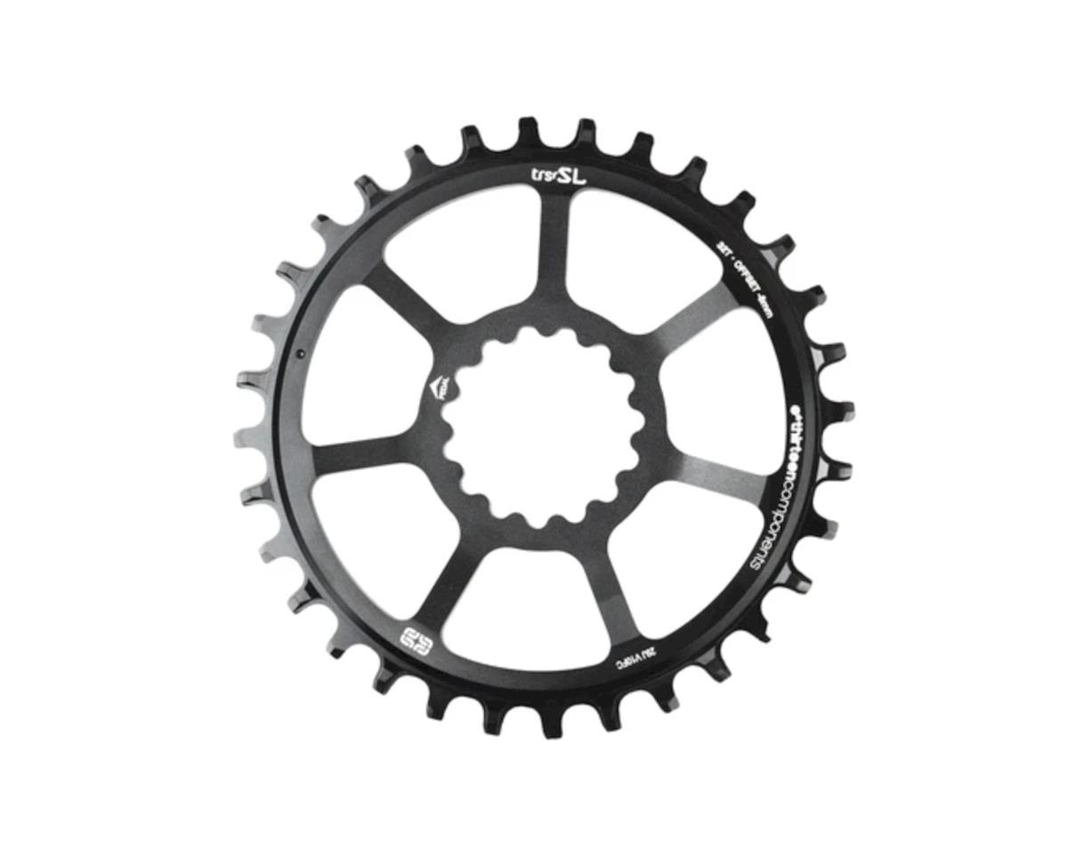 e*thirteen Direct Mount SL Guide Ring, 8/9/10/11/12 speed, 32t Narrow Wide, Blac