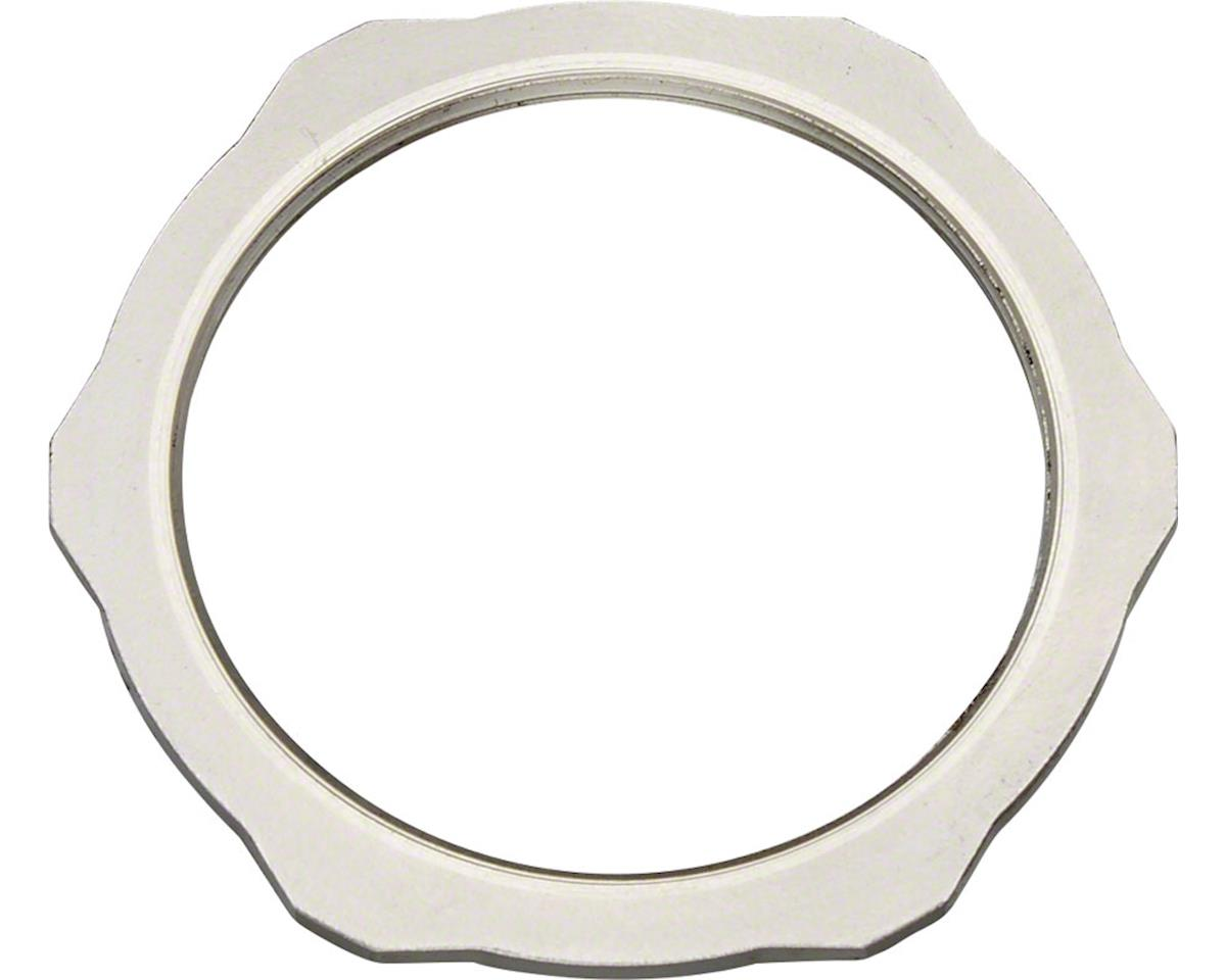 E*Thirteen Quick Connect Cranks Spider Lockring (Silver)