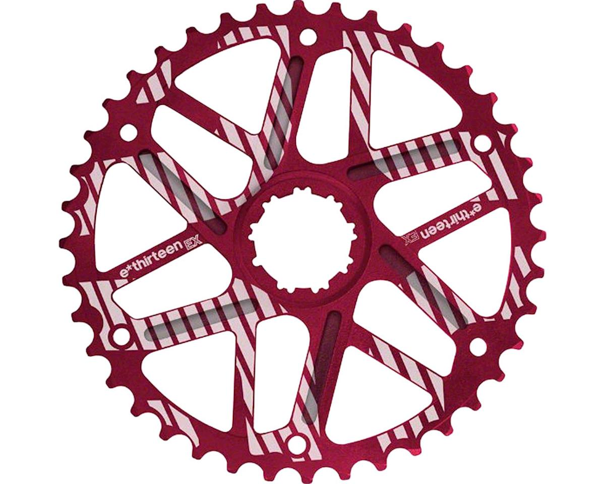 E*Thirteen Extended Range Cog Shimano Compatible (Red) (42T)