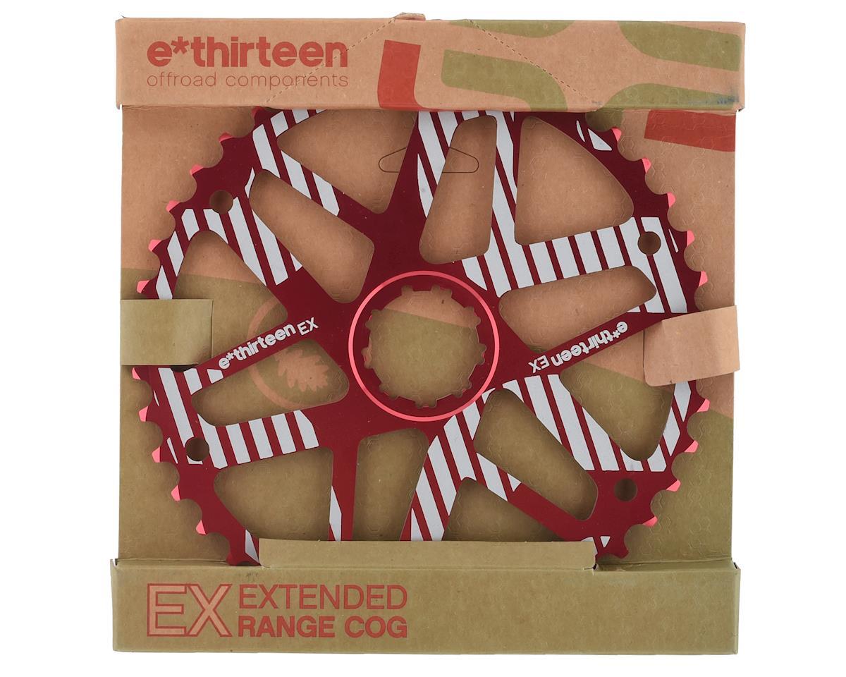 Image 2 for E*Thirteen Extended Range Cog Shimano Compatible (Red) (42T)