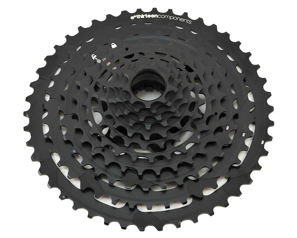 E*Thirteen TRS+ 11 Speed 9-46T Cassette (Black) (Sram XD)