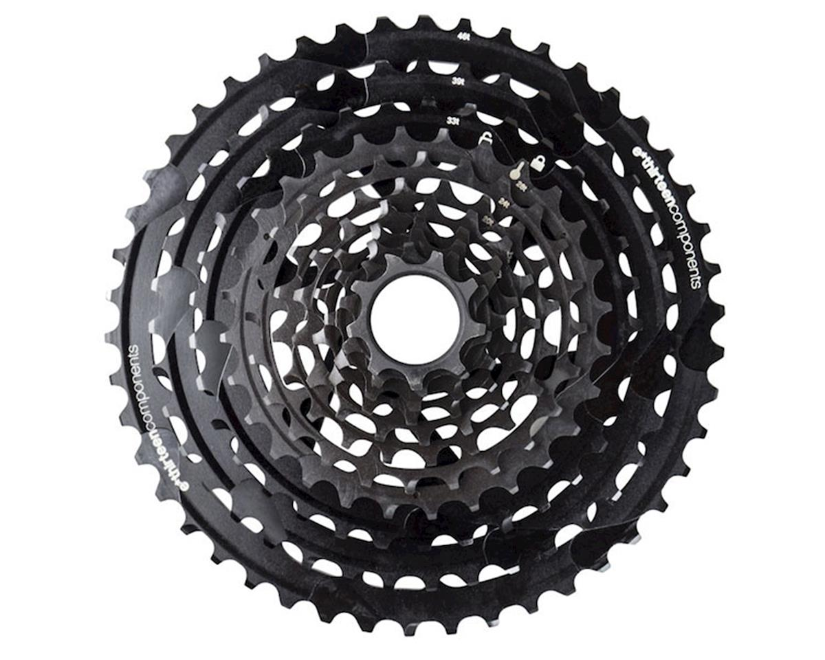 E*Thirteen TRS Race 11 Speed Cassette (Black) (9-46T)