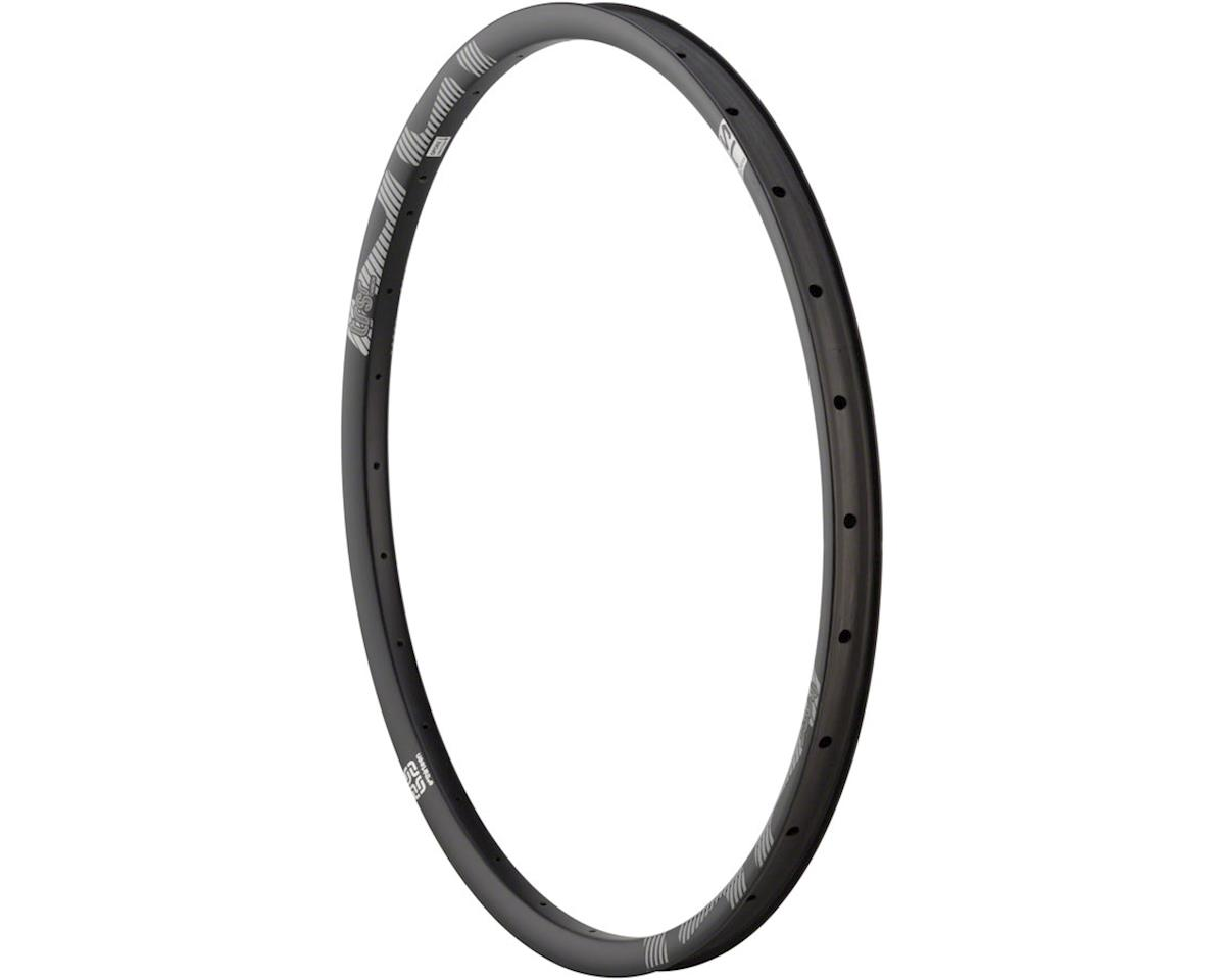 "e*thirteen TRSr SL Carbon Rim 27.5"" 28h Tubeless, 28mm Width, Black"