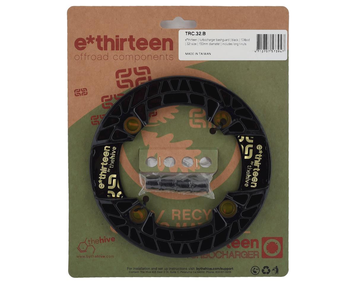 Image 3 for E*Thirteen Turbocharger Bashguard (Black) (32T)