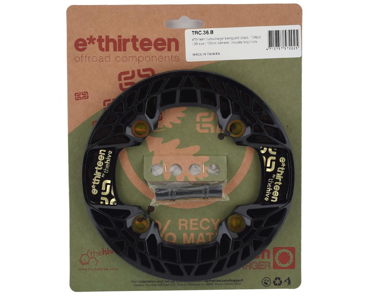 E*Thirteen Turbocharger Bashguard (Black) (36T)
