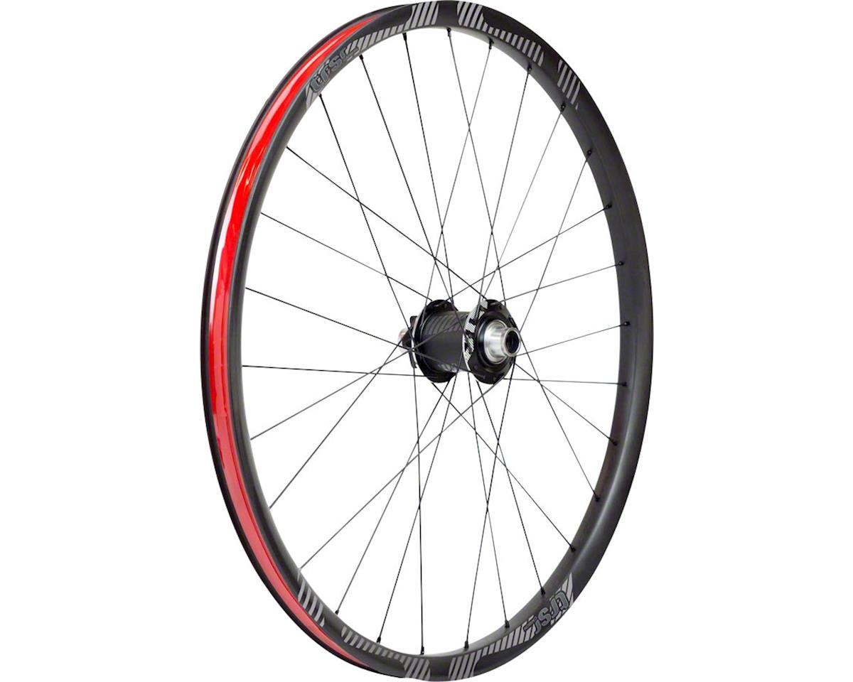 "E*Thirteen TRSr Tubeless Mountain Wheel (Black) (Front) (27.5"") (15x100)"