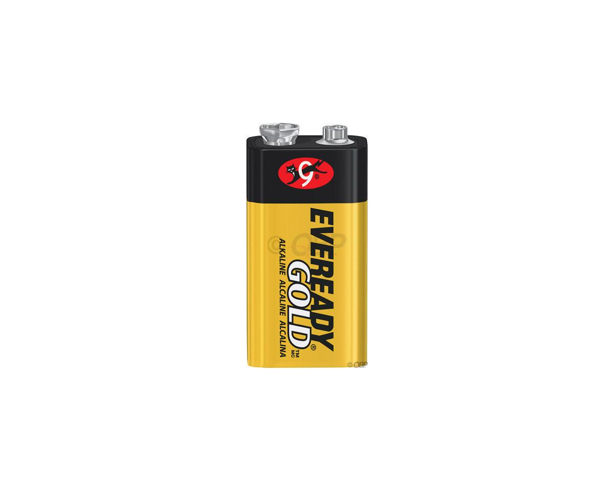 Eveready Gold 9V Alkaline Battery