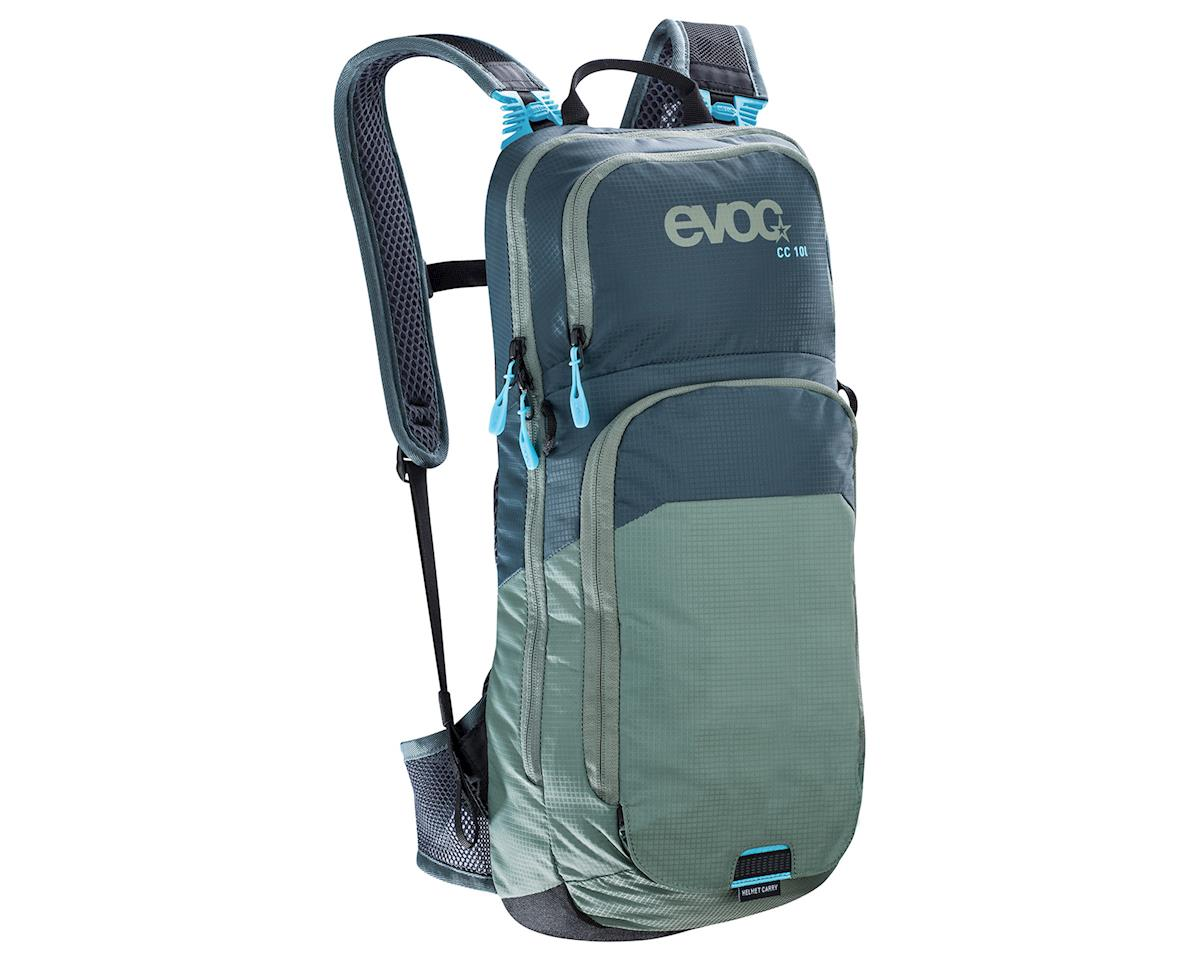 EVOC CC 10L Backpack w/2L Bladder (Slate/Olive)