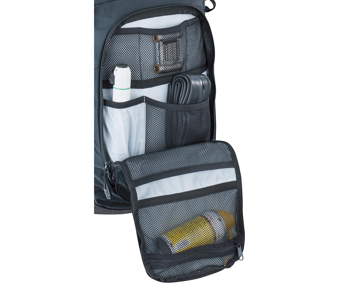 Image 3 for EVOC CC 10L Backpack w/2L Bladder (Slate/Olive)
