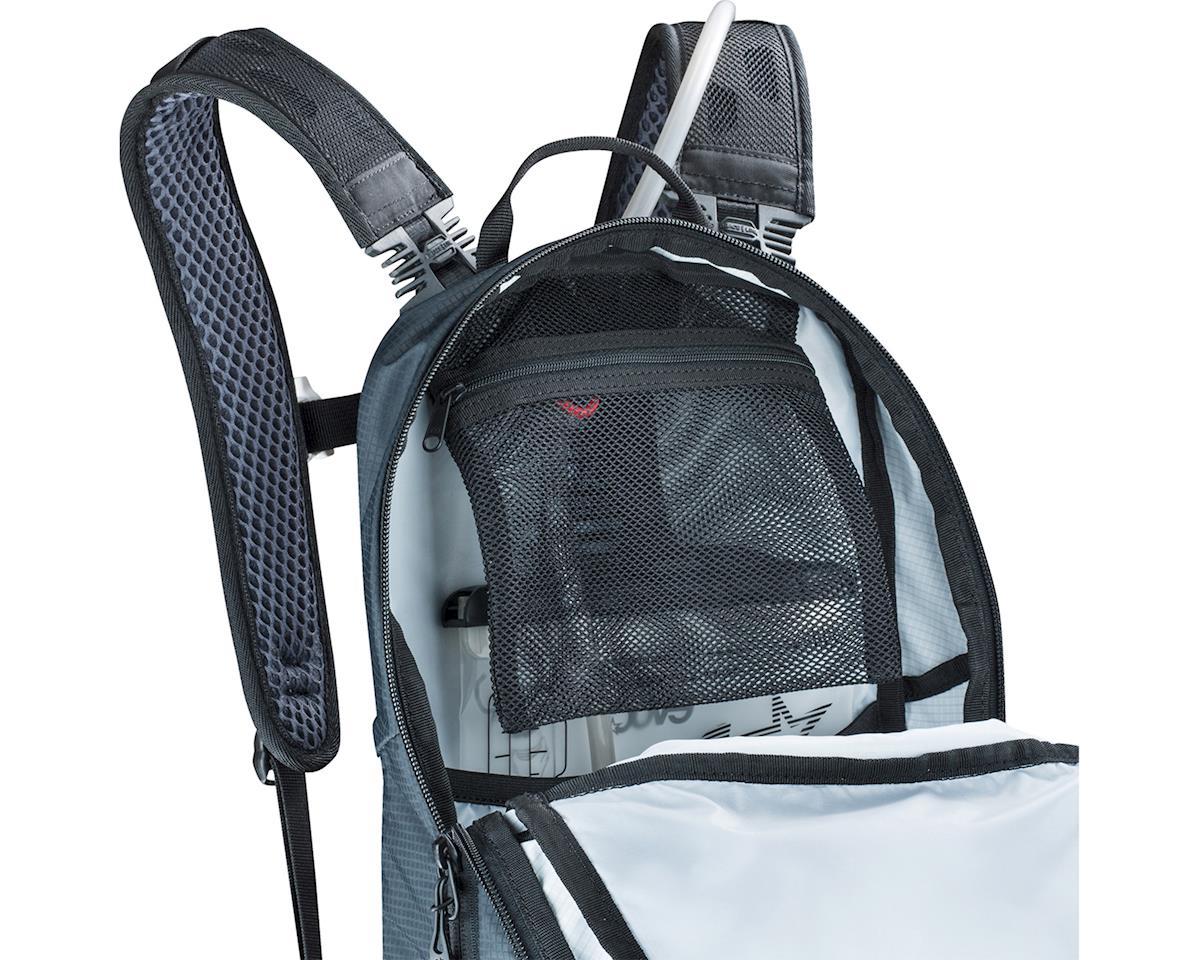 Image 5 for EVOC CC 10L Backpack w/2L Bladder (Slate/Olive)