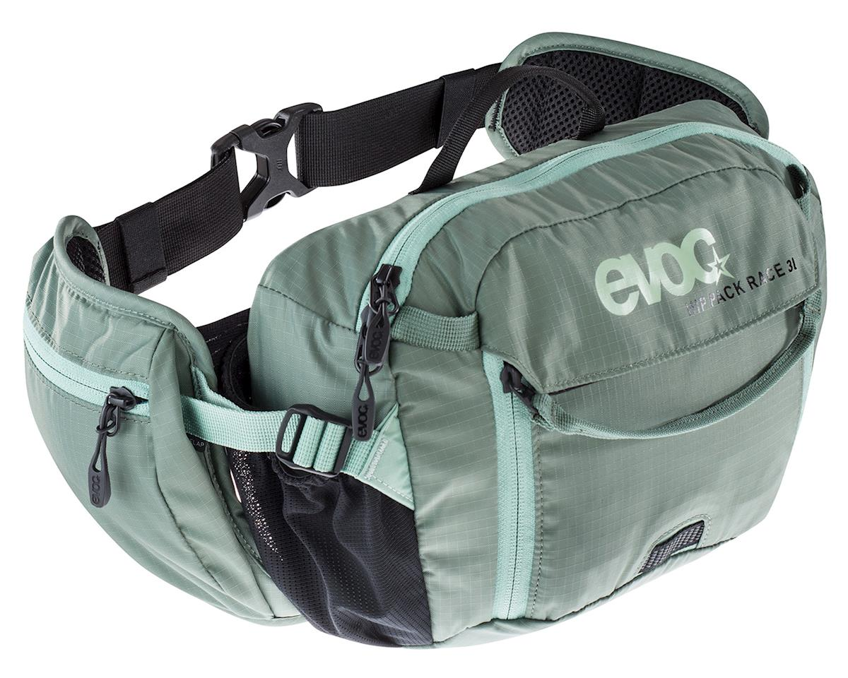 EVOC Hip Pack Race (3L) (Olive/Light Petrol)