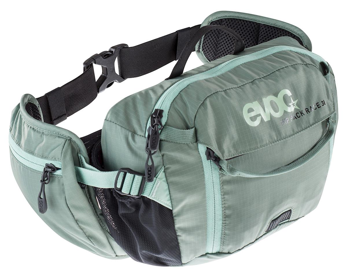 Image 1 for EVOC Hip Pack Race (3L with 1.5L reservoir) (Olive/Light Petrol)