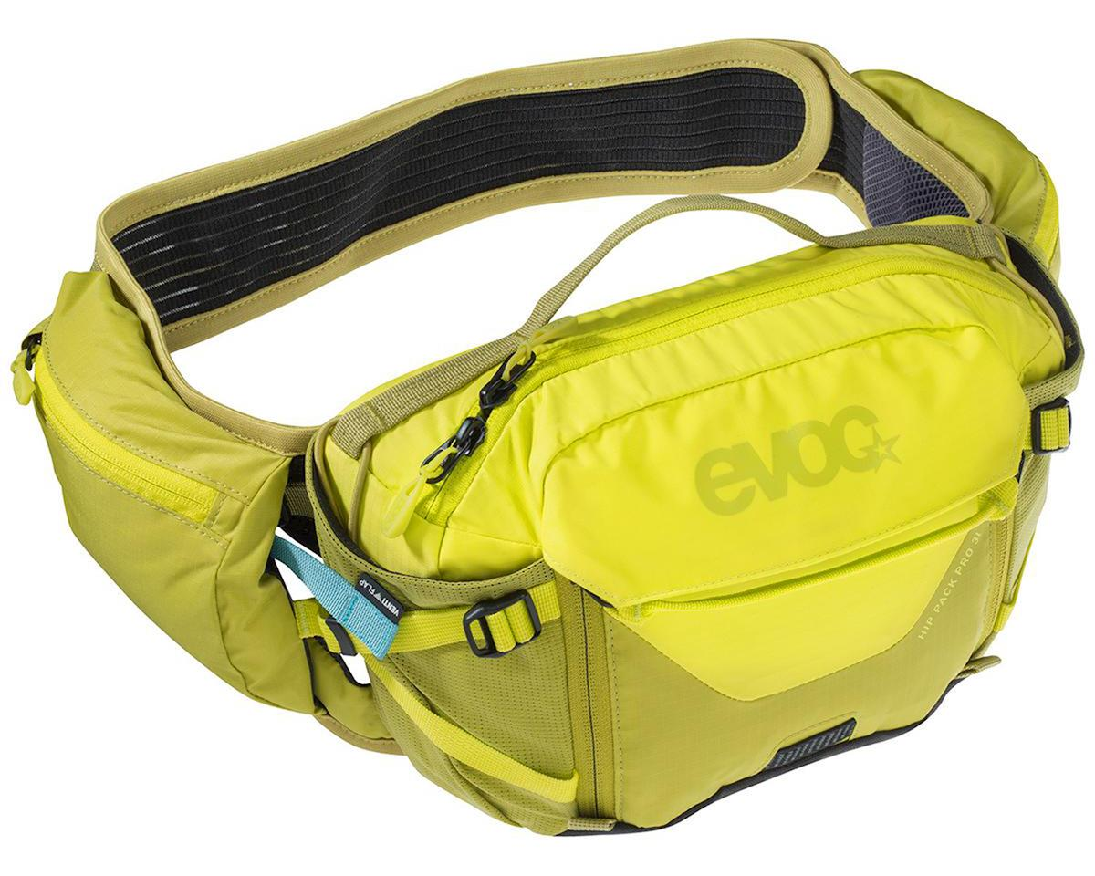 EVOC Hip Pack Pro Hydration Pack (Sulphur/Moss Green) (100oz/3L)