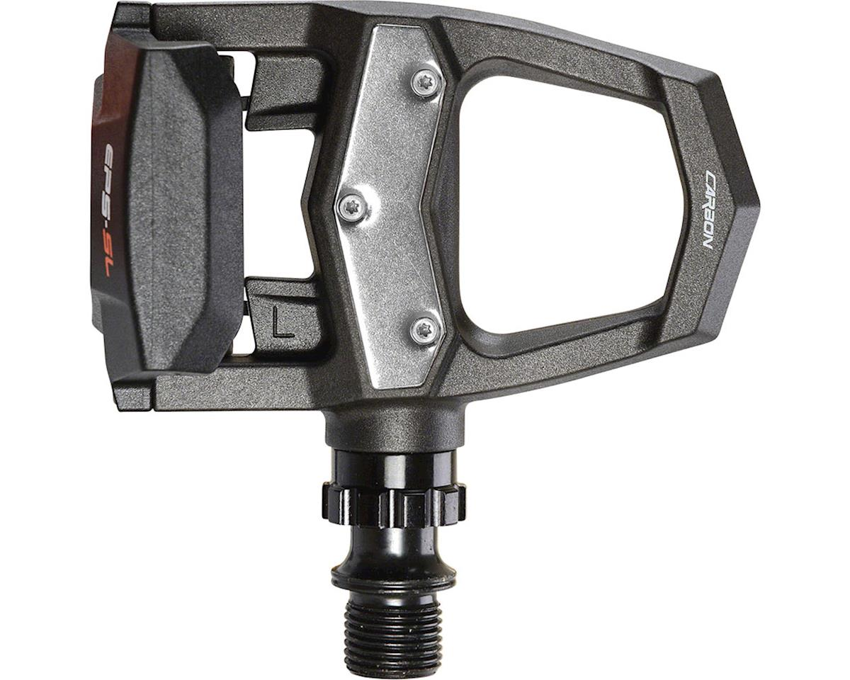 "Exustar PF18CK Pedals - Single Sided Clipless , Composite/Plastic, 9/16"", Black"