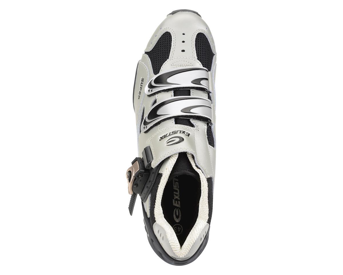 Image 2 for Exustar SM321 Mountain Shoes (Silver/Black)