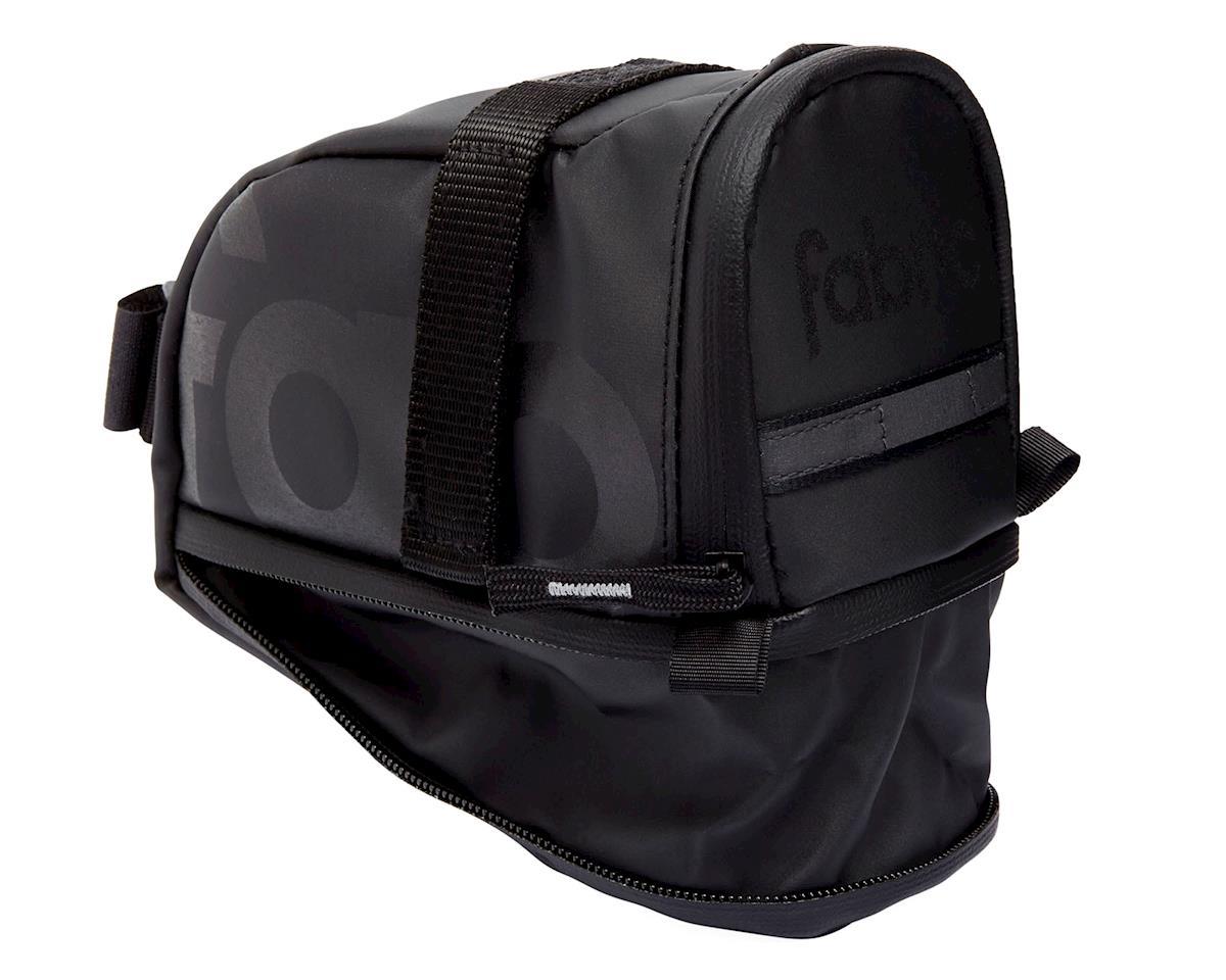 Fabric Contain Saddle Bag (L)