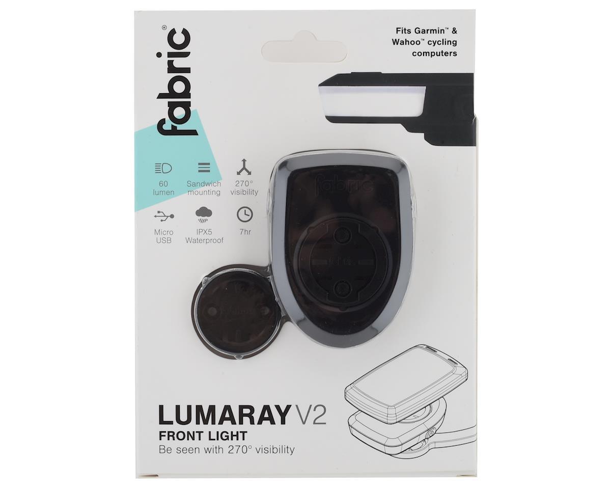 Fabric Lumaray V2 GPS Mount Headlight (Black)