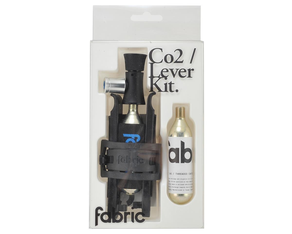 Fabric C02 Tire Lever Repair Kit (Black)