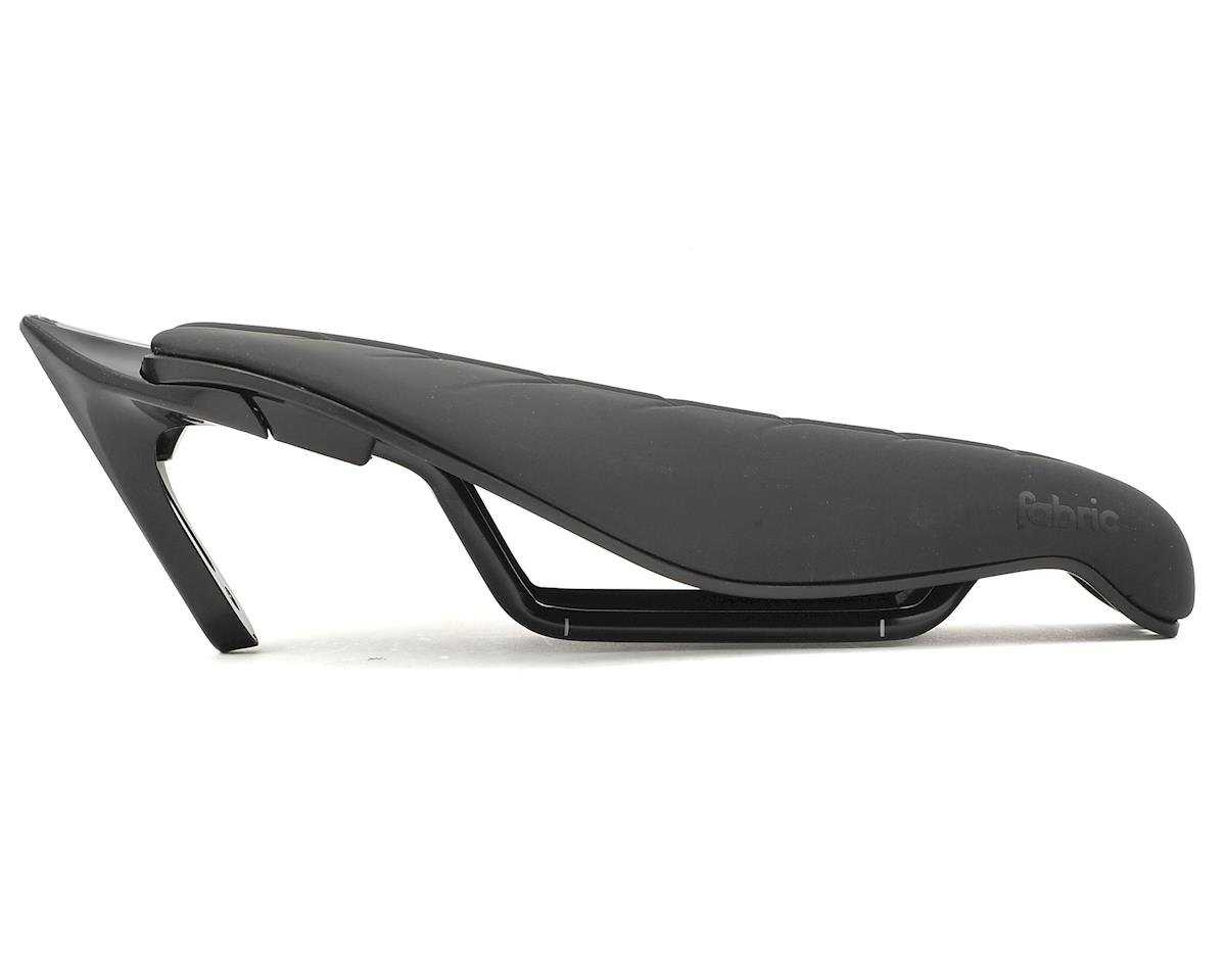 Black//Black FP3076U11OS Fabric Tri Flat Elite Saddle