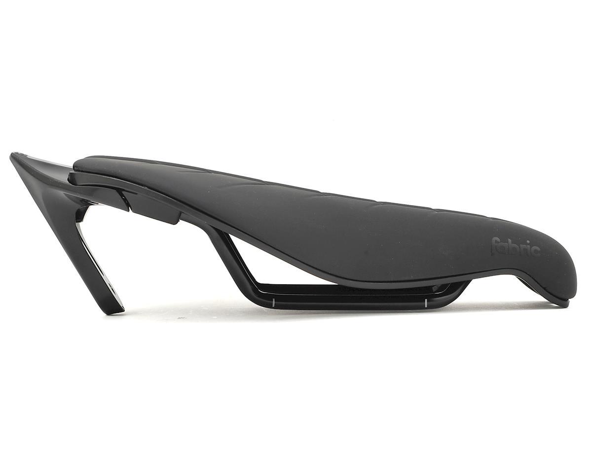 Fabric Tri Flat Elite Saddle (Black/Black)