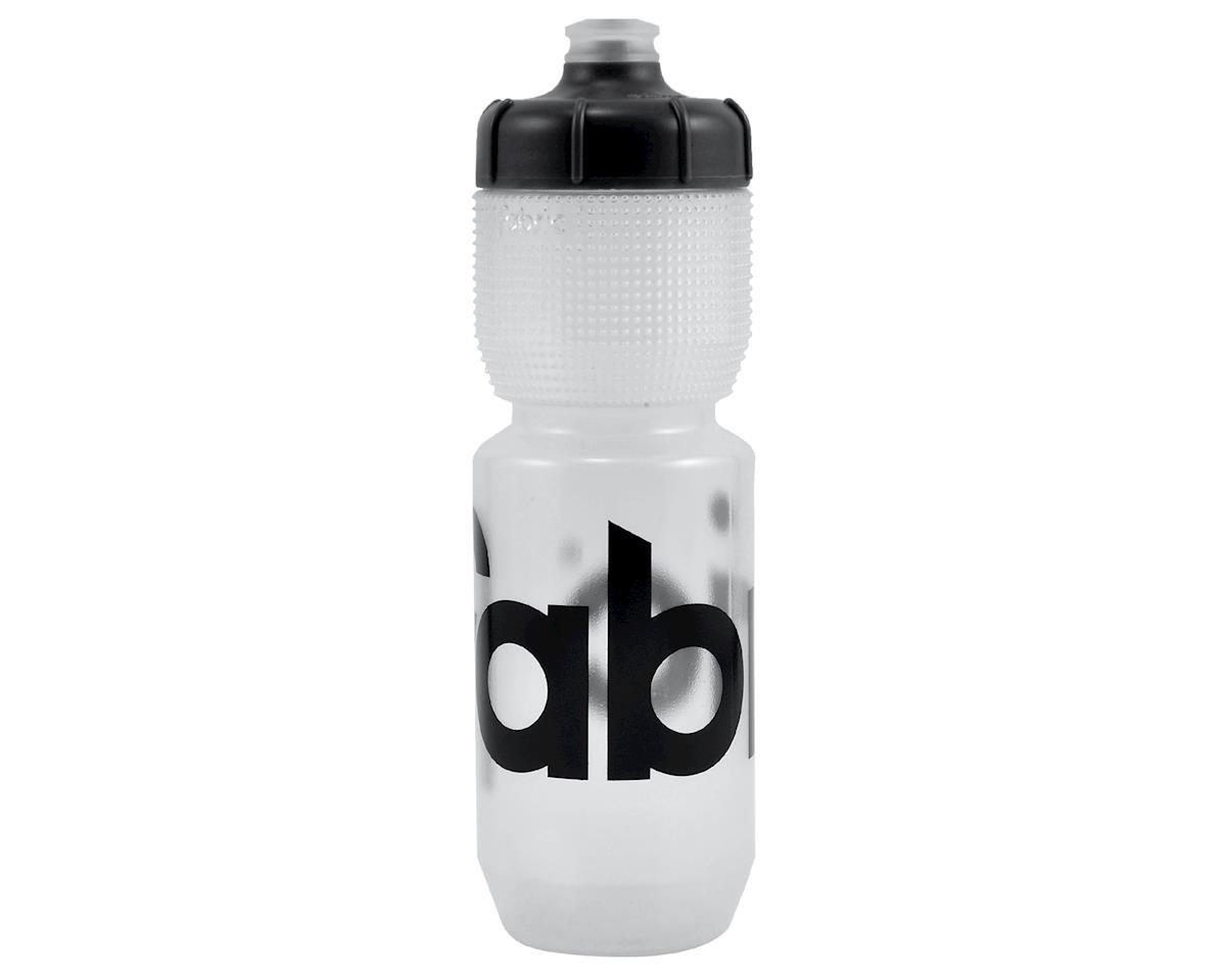 Gripper Water Bottle (Clear/Black)