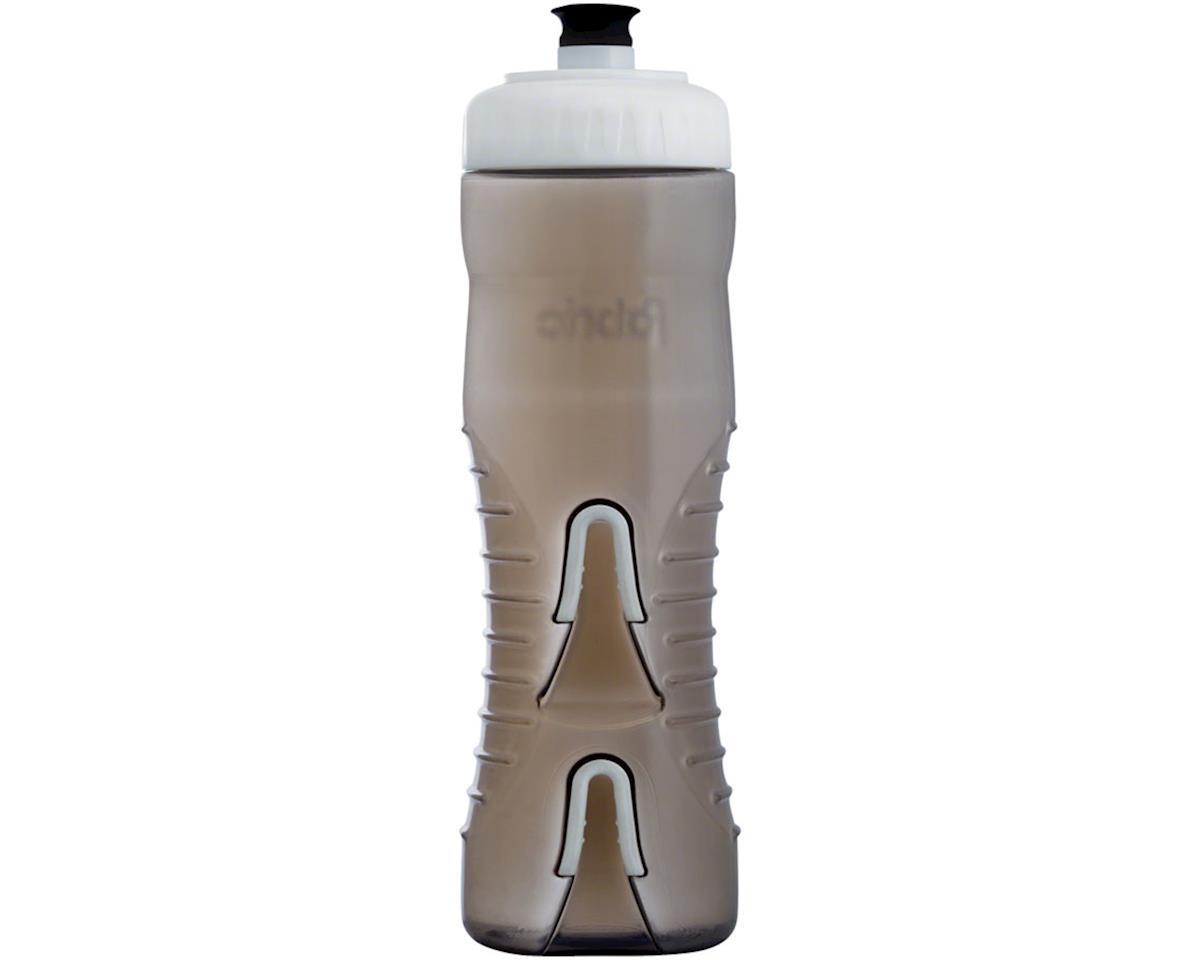 Cageless Water Bottle: 750ml, Black/White