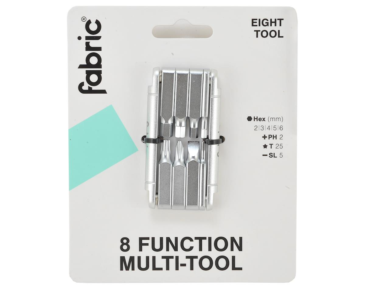 Fabric Eight Tool Multitool (Silver)