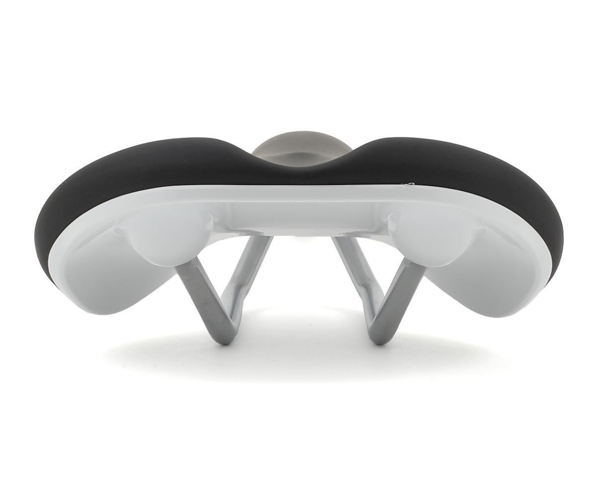 Fabric Scoop Radius Elite Saddle (Black/White)