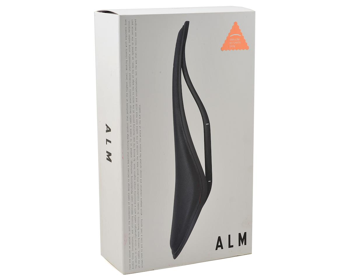Fabric ALM Ultimate Saddle (Shallow) (Black/Red)