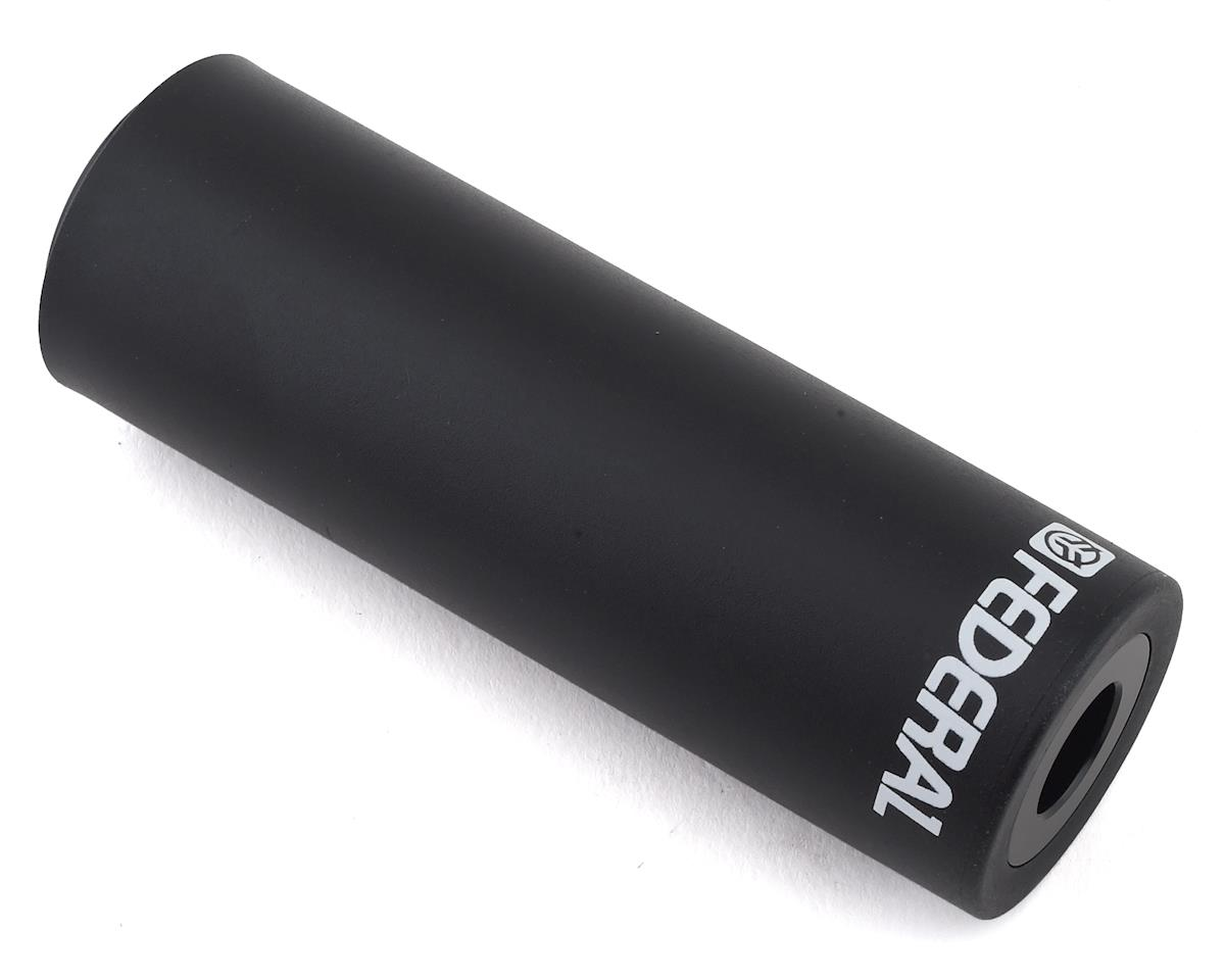 "Image 1 for Federal Bikes Chromoly PC Peg (Black) (1) (4.5"") (Universal)"