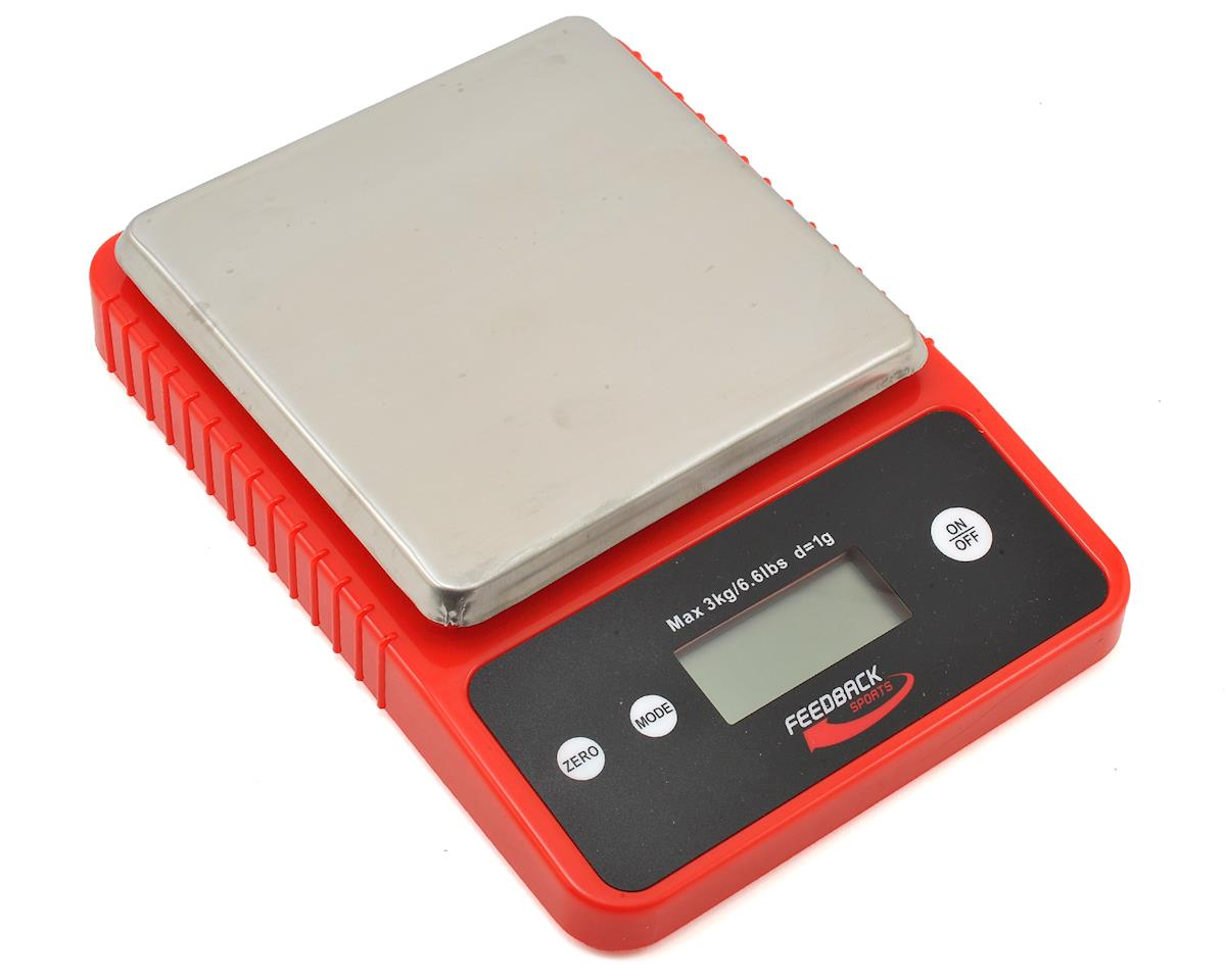 Summit Table Top Digital Scale by Feedback Sports