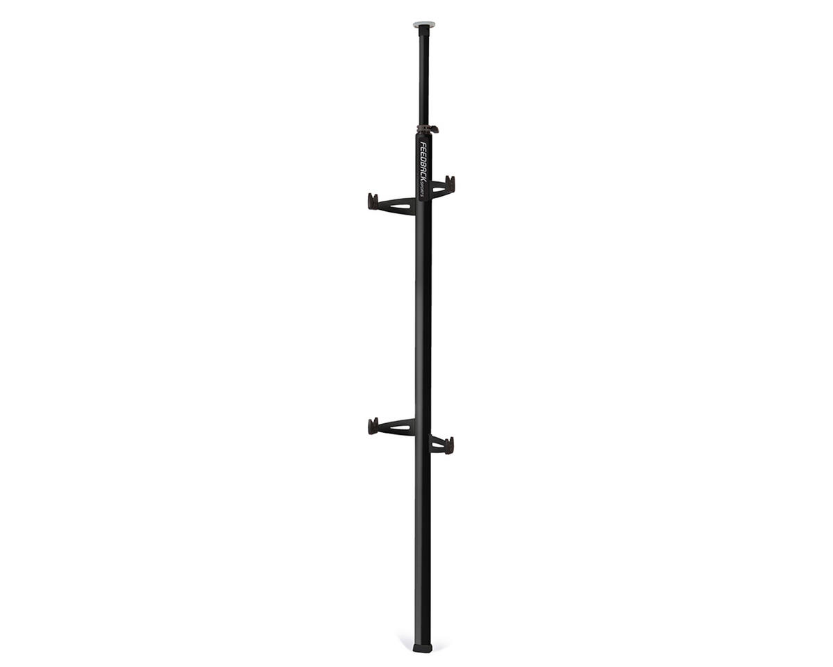 Velo Column 2-Bike Storage Rack (Black)